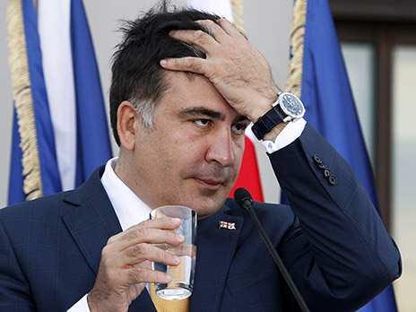 «Пусть будет бомжом!» — Глава МВДГрузии попросил невысылать ему«засранца» Саакашвили | Русская весна