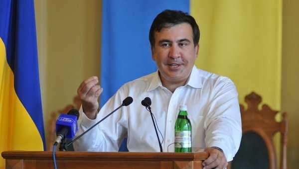Саакашвили хочет создать наУкраине движение дляборьбы скоррупцией | Русская весна