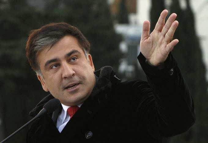 Саакашвили хочет открыть казино повсей Украине | Русская весна