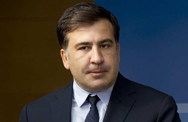 Саакашвили выступил против сотрудничества Украины сМВФ | Русская весна