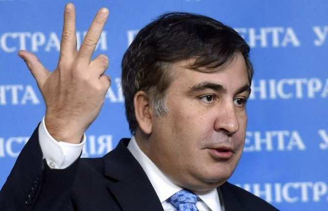 Власть в Одессе захватила воровская камарилья, — Саакашвили (ВИДЕО) | Русская весна