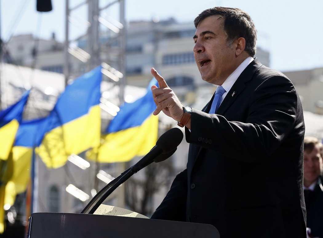 На Украине задержали малолетнего сына Саакашвили (ВИДЕО) | Русская весна