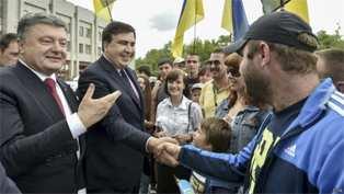 Саакашвили назначили «украинским Чубайсом»: он будет контролировать приватизацию | Русская весна