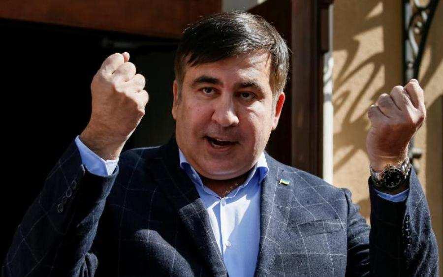 Путин — кумир СБУ, — Саакашвили (ВИДЕО) | Русская весна