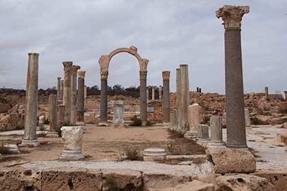 Боевики ИГИЛ захватили внесенный в список ЮНЕСКО город в Ливии | Русская весна