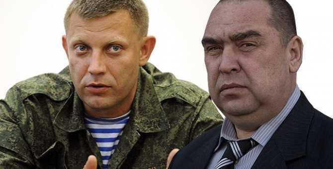 Лишение украинского гражданства задумано прежде всего длялидеров Новороссии | Русская весна