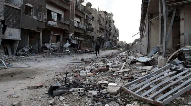 Журналист BBC в освобожденной Сальме: Россия в Сирии всерьез и надолго | Русская весна