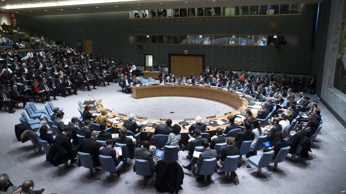 ООНприняла украинскую резолюцию поправам человека вКрыму | Русская весна