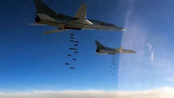 «Убийца авианосцев США» Ту-22М3превратился в«убийцу ИГИЛ» — журнал National Interest | Русская весна
