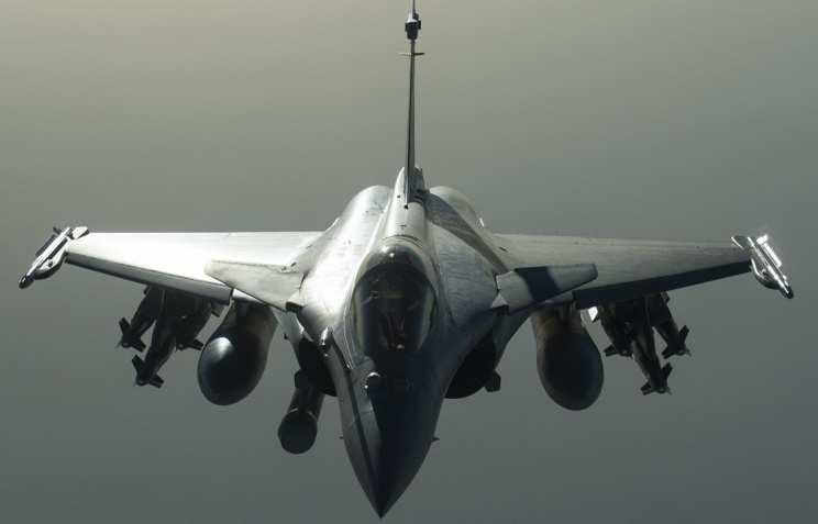 Франция нанесла авиаудар понефтяному объекту ИГИЛ   Русская весна