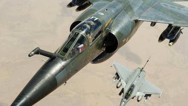 Французские ВВСнанесли массированный удар поИГИЛ вСирии - Минобороны Франции | Русская весна