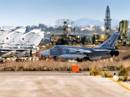 «Непотопляемый авианосец»: станет ли Хмеймим постоянным плацдармом РФ в Средиземном море (ФОТО) | Русская весна