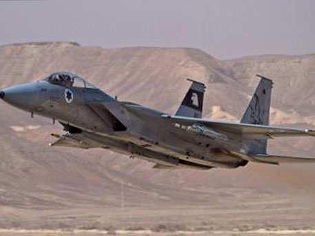 Израильские ВВС нанесли удар по Сирии   Русская весна