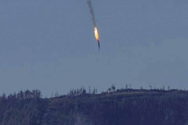 Турция фактически признала, чтоуничтожение Су-24было спланированной акцией, — Минобороны РФ | Русская весна