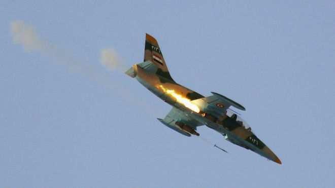 ВАЖНО: авиация нанесла удар поместу встречи главарей «Армии ислама» вСирии, убиты иранены десятки боевиков | Русская весна