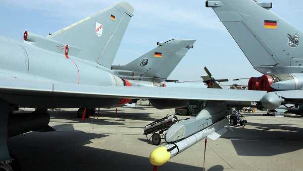 Минобороны ФРГ не будет предоставлять РФ данные о полетах ВВС в Сирии | Русская весна