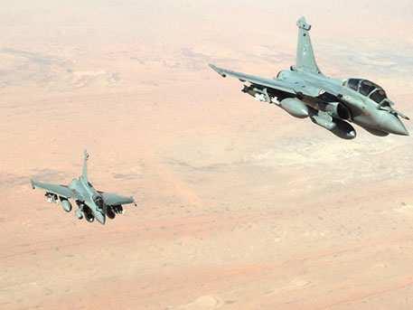 Самолеты западной коалиции были замечены в районе атаки на армию Сирии, — Минобороны РФ | Русская весна