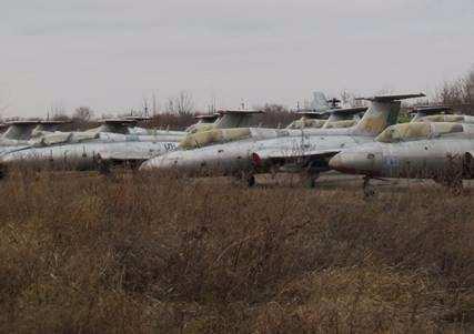 Это Украина: В Запорожье чуть не украли 158 самолетов | Русская весна