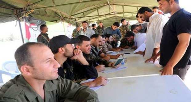 После ударов ВКС в Сирии террористы массово сдаются в плен: более 700 боевиков сложили оружие на Юге страны и сдались Армии Асада (ФОТО) | Русская весна