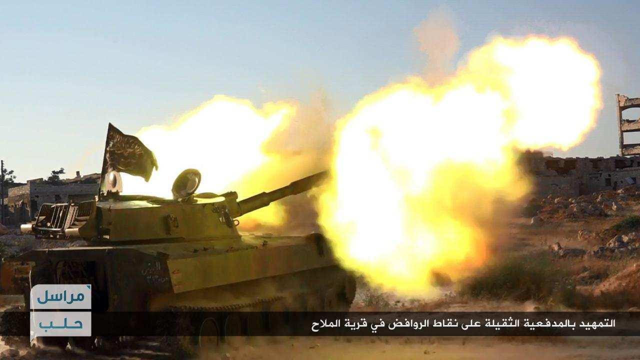 После удара ВВС Израиля «Аль-Каида» начала наступление на Армию Сирии | Русская весна