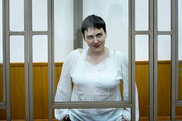 К Савченко не пустили врачей из-за ее вызывающего поведения в зале суда, — Лавров | Русская весна
