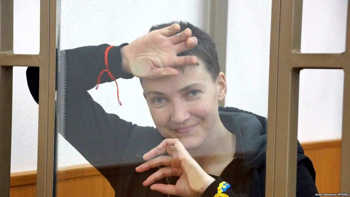 Киев зряпредоставил Савченко трибуну впрямом эфире, — The Washington Post | Русская весна
