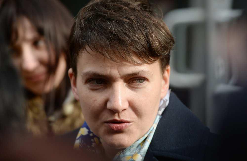 «Если революция возьмет реванш, то власть заплатит кровью», — Савченко (ВИДЕО)   Русская весна