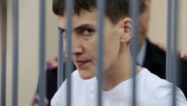 Савченко не будет оспаривать приговор, потому что «суда в России нет»   Русская весна
