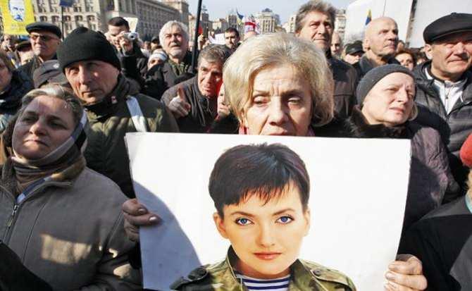 «Закон Савченко» — уголовный кошмар Украины | Русская весна