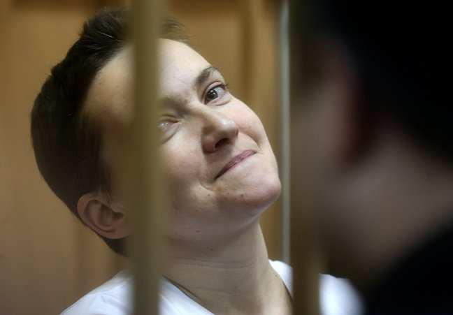 Здорова: врачи не нашли причин для госпитализации Савченко | Русская весна