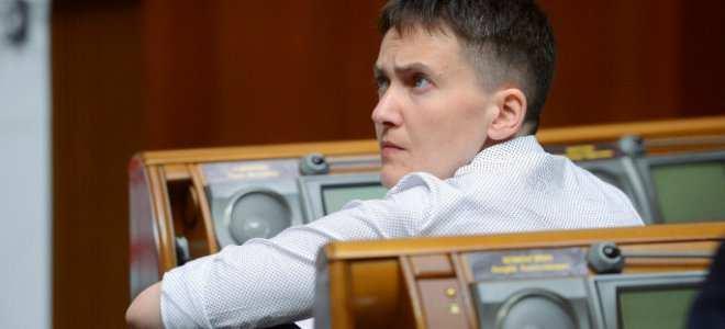 Савченко готовит «бомбу» для Порошенко | Русская весна