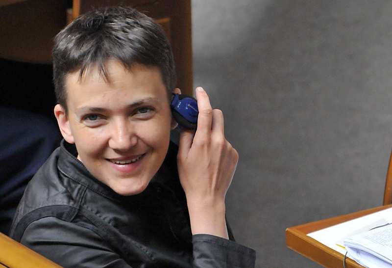 Савченко создала собственную партию | Русская весна