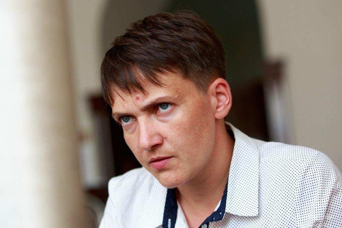 Савченко: Европа не признает Россию агрессором | Русская весна