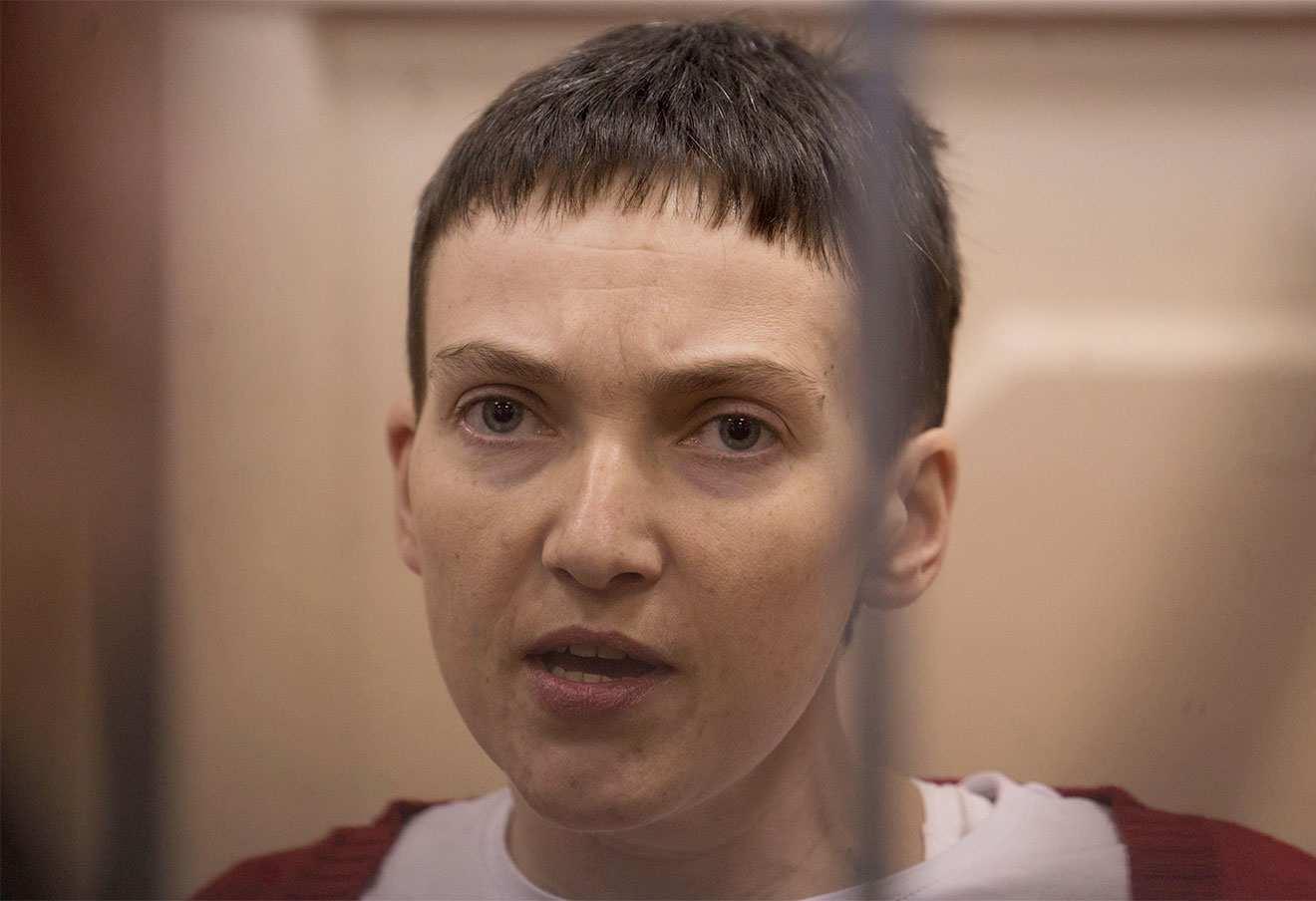 Москва отказалась обсуждать условия освобождения Савченко, — СБУ | Русская весна