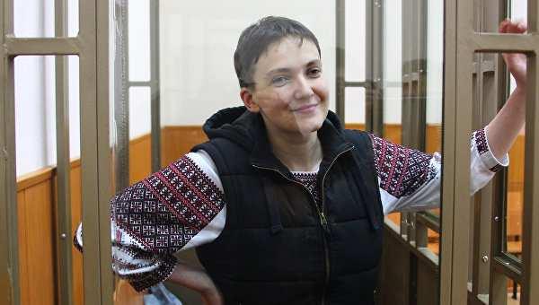 МОЛНИЯ: Савченко доставили в суд на последнее слово (+ВИДЕО) | Русская весна