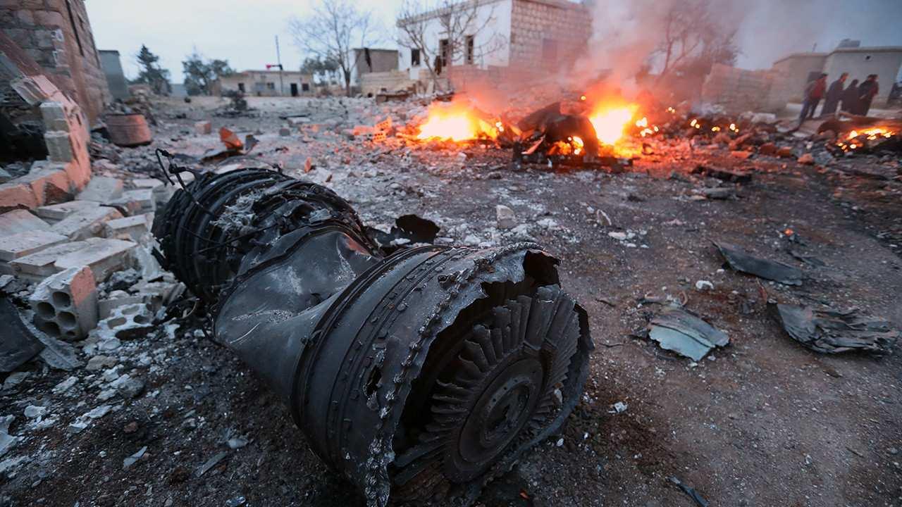 «Решительные действия», — Кремль об ответе за гибель пилота Су-25 | Русская весна