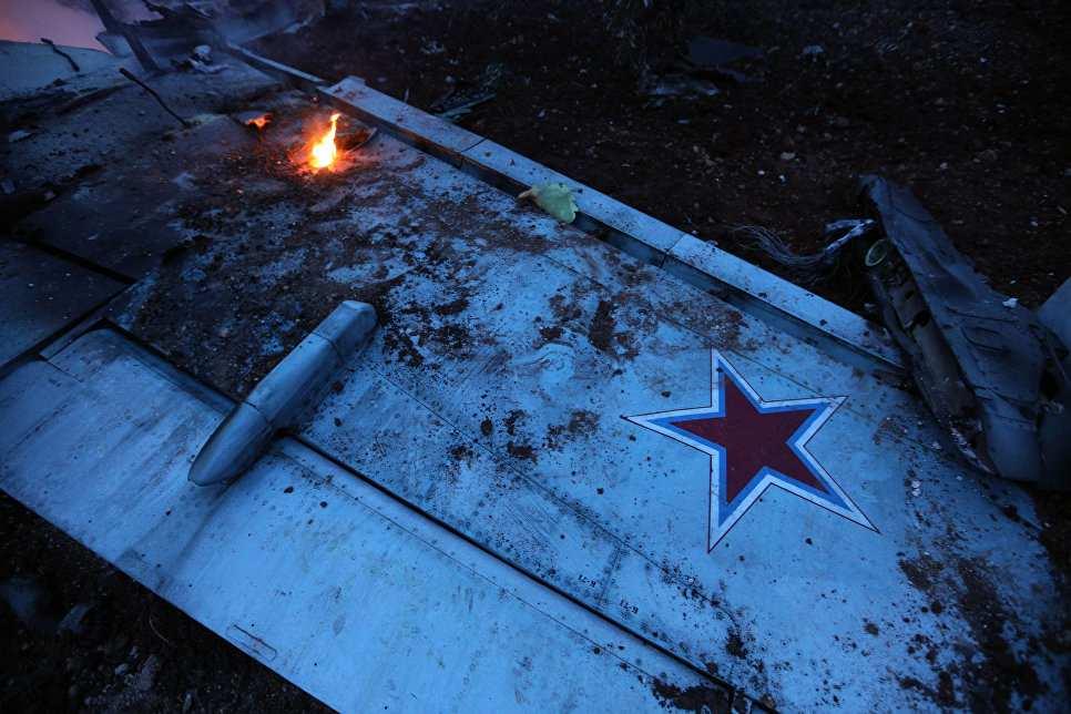 «Настоящий герой»: читателей западных СМИ восхитило мужество пилота Су-25 (ФОТО) | Русская весна