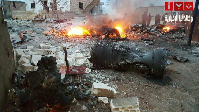 «Это вам за пацанов!» — крикнул боевикам пилот ВКС России, взрывая гранату (ВИДЕО) | Русская весна