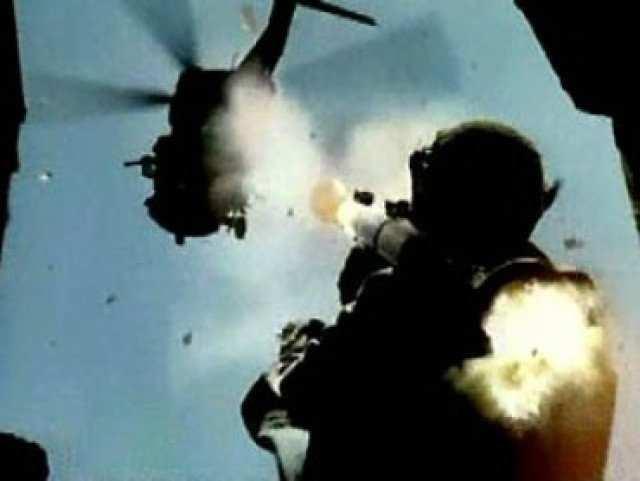 МОЛНИЯ: Боевики заявляют, чтосбили военный вертолёт вгорах Сирии | Русская весна
