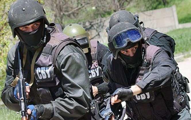 Опубликованы кадры похищения СБУ российских военных (ВИДЕО) | Русская весна