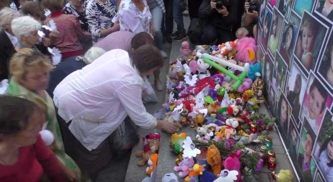 Мама погибшего на Донбассе мальчика: «Он умер, закрыв меня своим телом» (ВИДЕО) | Русская весна