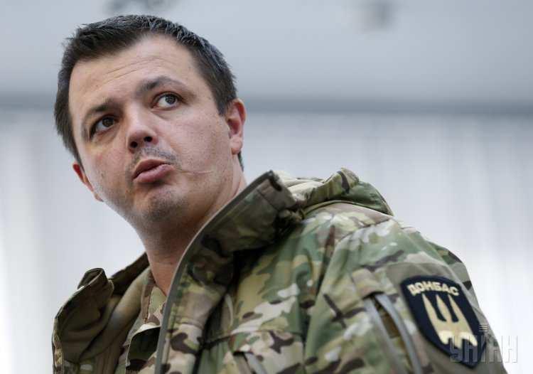 «Я тебя сейчас порву!»: экс-командир батальона «Донбасс» Семенченко накинулся на начальника криворожской полиции (ВИДЕО 18+)   Русская весна