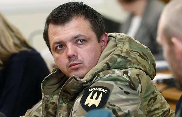 Семенченко: Раскол в «Правом секторе» организовал Порошенко | Русская весна