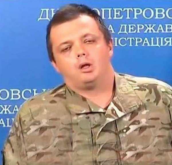 Семенченко — тупой, бездарный сказочник ипредатель, — командир спецназа ВСУ | Русская весна
