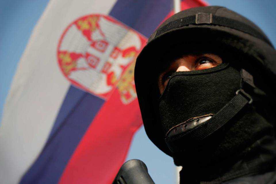 США устроили скандал из-за сербских сапёров, собирающихся помочь России в Сирии | Русская весна