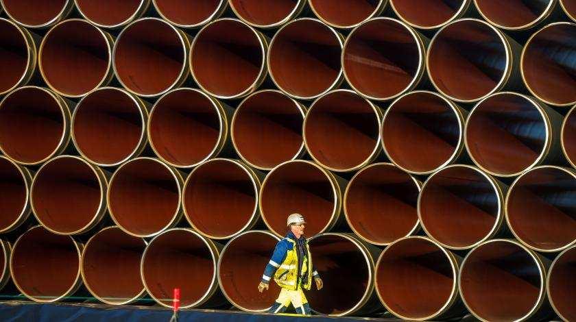 «Противоречит конкуренции»: почему Киев требует компенсацию за строительство газопроводов (ФОТО)   Русская весна