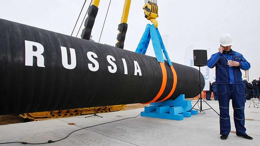 «Смертельная опасность для Украины»: «Северный поток» уничтожит режим Порошенко   Русская весна