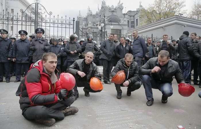 СБУ приравняло рабочий класс к «бытовым сепаратистам» | Русская весна