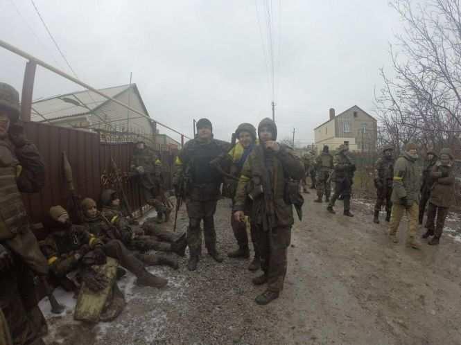 ВСУ предпринимают попытки прорыва, под Широкино в бой было брошено полторы тысячи пехоты, — генерал-майор Кондратов | Русская весна