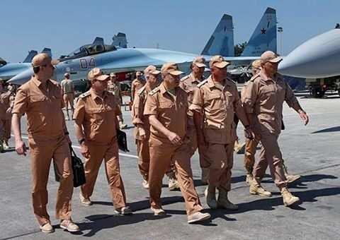 Заноза для НАТО. Чем займутся российские военные в Сирии после разгрома ИГИЛ (ФОТО) | Русская весна